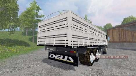 Scania R440 v1.1 for Farming Simulator 2015