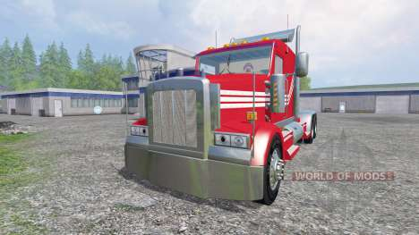 Kenworth W900 v3.0 for Farming Simulator 2015