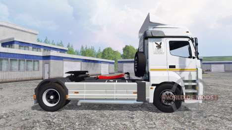 KamAZ-5490 for Farming Simulator 2015
