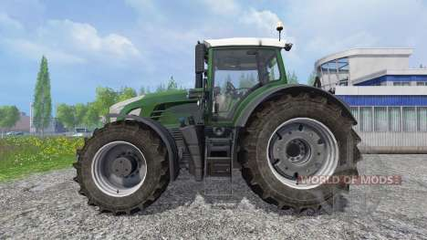 Fendt 936 Vario [washable] v4.0 for Farming Simulator 2015