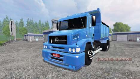 Mercedes-Benz L 1620 for Farming Simulator 2015