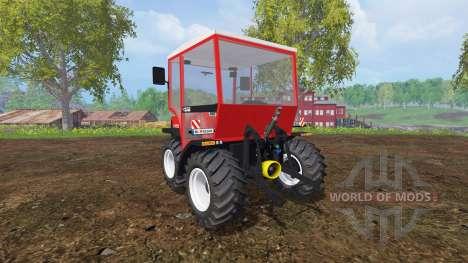 Cararro Tigrecar 3800 HST for Farming Simulator 2015