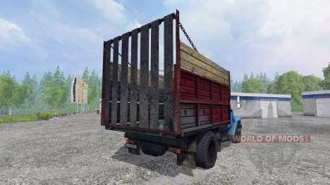 GAZ-35071 [the silo] for Farming Simulator 2015