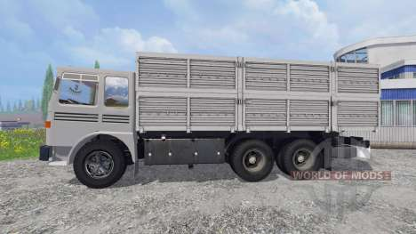 ROMAN 19.215 [trailer] for Farming Simulator 2015