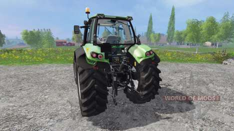 Deutz-Fahr Agrotron 6210 TTV for Farming Simulator 2015