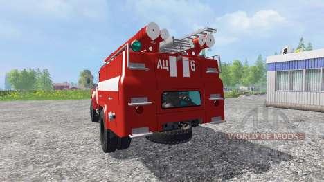 ZIL-130 AC-40 v3.0 for Farming Simulator 2015