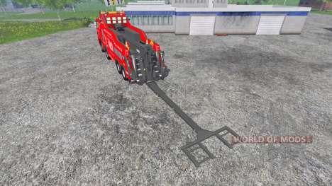 Mercedes-Benz Axor [wrecker] for Farming Simulator 2015