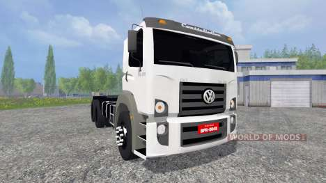 Volkswagen 24-250 for Farming Simulator 2015
