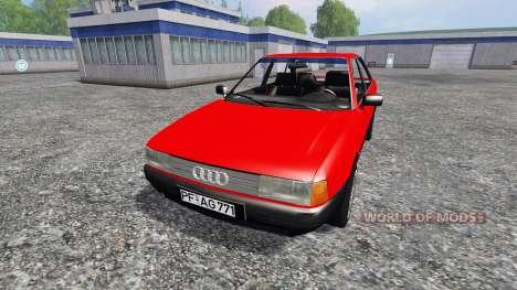 Audi 80 B3 1988 for Farming Simulator 2015