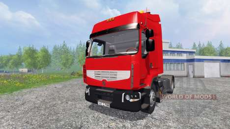 Renault Premium 450 for Farming Simulator 2015