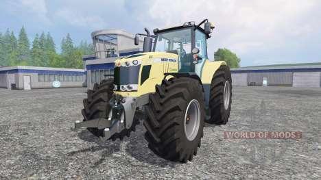 Massey Ferguson 7726 [Krone] for Farming Simulator 2015