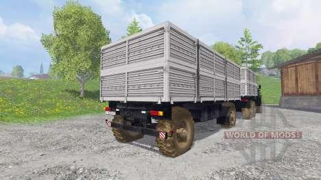 Ural-4320 [GKB-817] v1.2 for Farming Simulator 2015