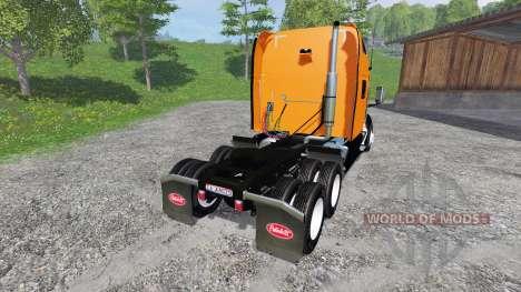 Peterbilt 387 v2.5 for Farming Simulator 2015