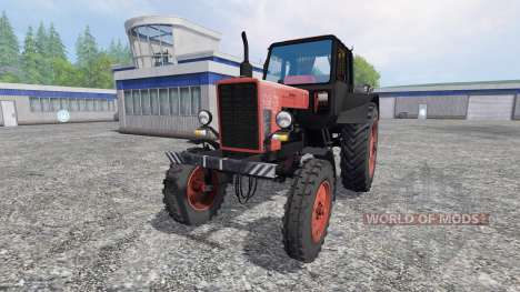 MTZ-80 [red] for Farming Simulator 2015