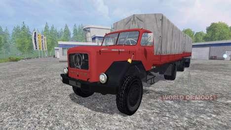 Magirus-Deutz 200D26 1964 for Farming Simulator 2015