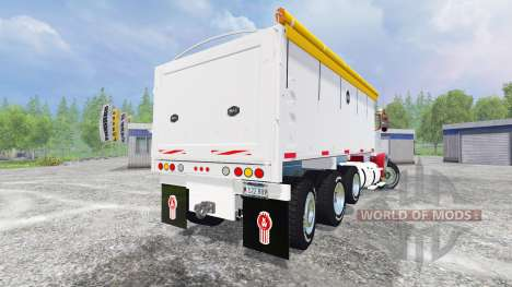 Kenworth T440 [dump] v2.0 for Farming Simulator 2015