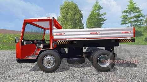 Reform Muli 550 for Farming Simulator 2015