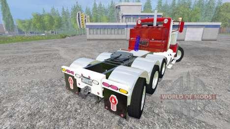 Kenworth T440 v5.0 for Farming Simulator 2015