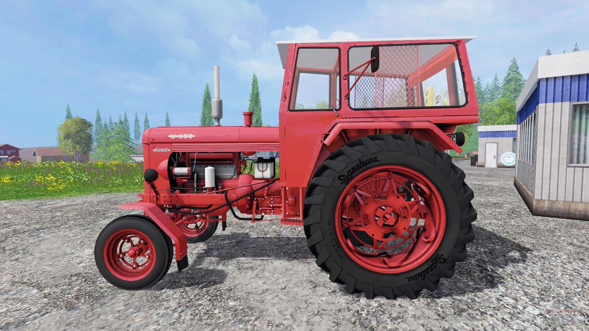 utb universal 650 old v1 2 for farming simulator 2015 rh worldofmods com Universal Tractor Mirrors Universal Tractor Mirrors