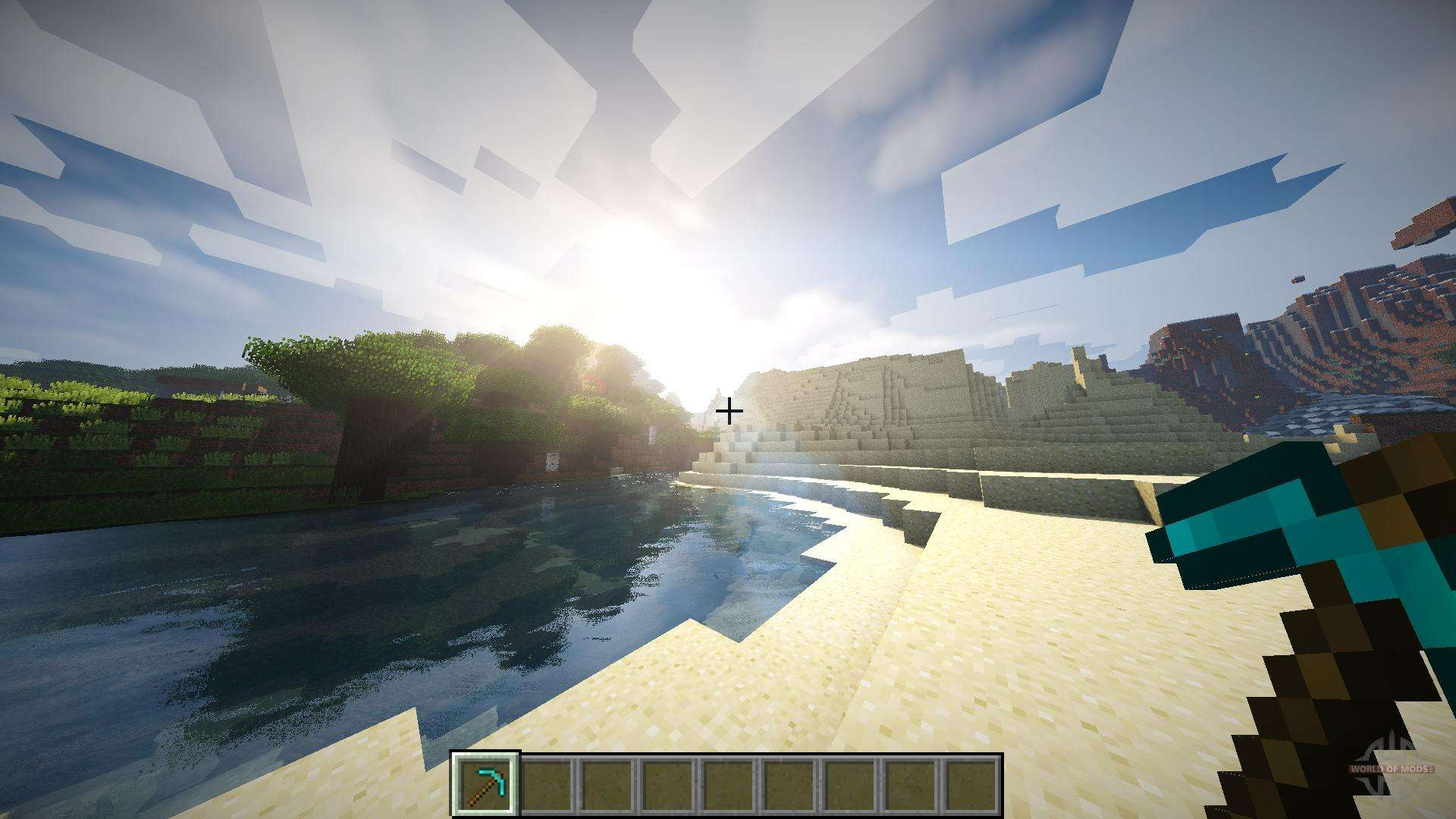 how to download shaders minecraft windows 10