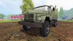 ZIL-131 [timber]