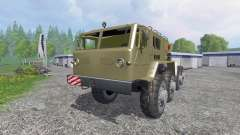 MAZ-537 for Farming Simulator 2015