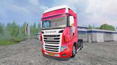 Scania R700