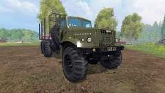 KrAZ-255 B1 [timber] v2.0