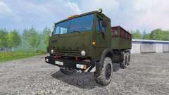 KamAZ-43114 v2.0 for Farming Simulator 2015