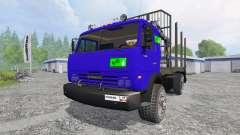 KamAZ-54115 [the truck] v1.0
