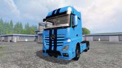 Mercedes-Benz Actros MP4 v1.1