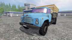 ZIL-130 [the silo]
