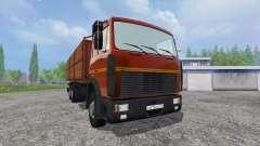 MAZ-6303 [trailer] for Farming Simulator 2015