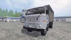 IFA W50 [animal transport]
