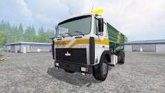 MAZ-5516 [silo truck]