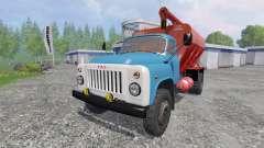 The GAZ 53 ZSK v2.0