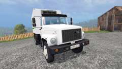 ГАЗ-4732 [John Deere Service]