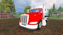Peterbilt 384 [tanks]