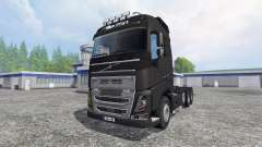 Volvo FH16 750 [frame] v1.2 for Farming Simulator 2015