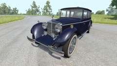 Auriga Heron 1927 for BeamNG Drive