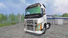 Volvo FH16 2012 v1.2 for Farming Simulator 2015