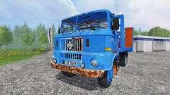IFA W50 [tow truck]