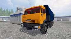 KamAZ-55111 2007