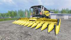 New Holland CR9.90 v5.0