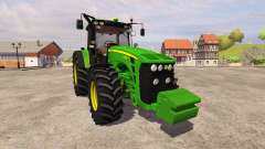 John Deere 8430 for Farming Simulator 2013