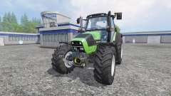 Deutz-Fahr Agrotron 6190 TTV v1.0 for Farming Simulator 2015