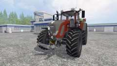Fendt 936 Vario [red edition] for Farming Simulator 2015