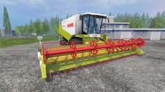 CLAAS Lexion 580 for Farming Simulator 2015