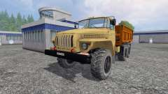 Ural-5557 for Farming Simulator 2015