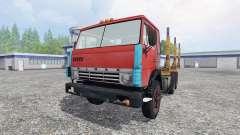 KamAZ 55102 [timber]